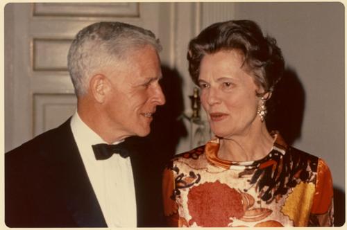 1976 - Morse Foundation established.