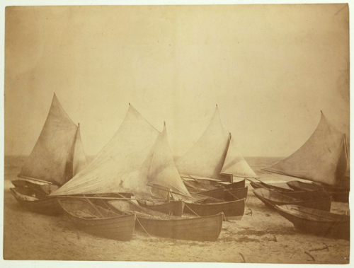 Drying Sails