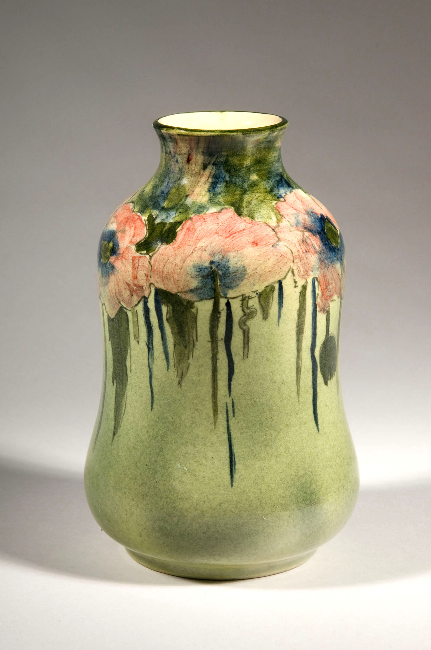 Louis comfort tiffany the morse museum orlando florida for Arts and crafts vases pottery