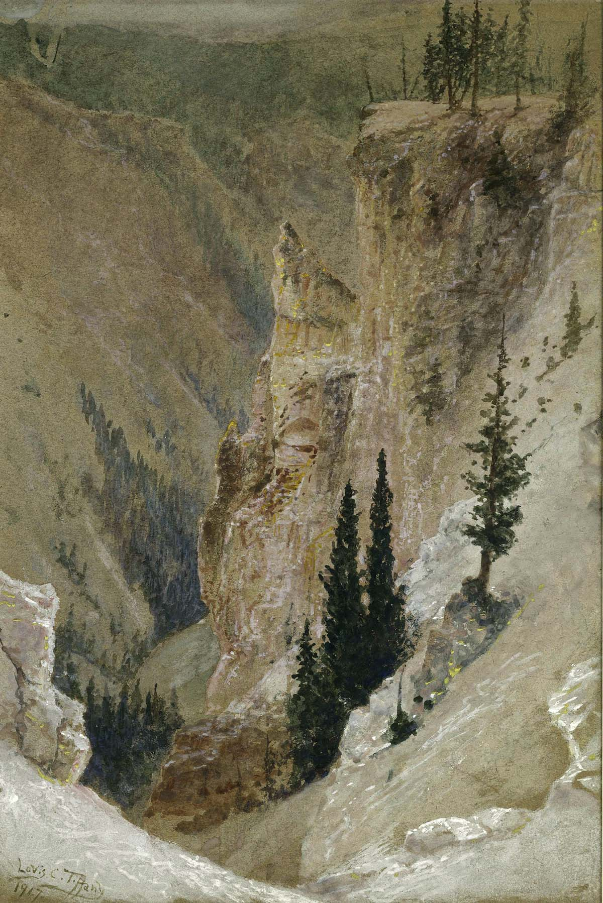 <em>Yellowstone Canyon</em>