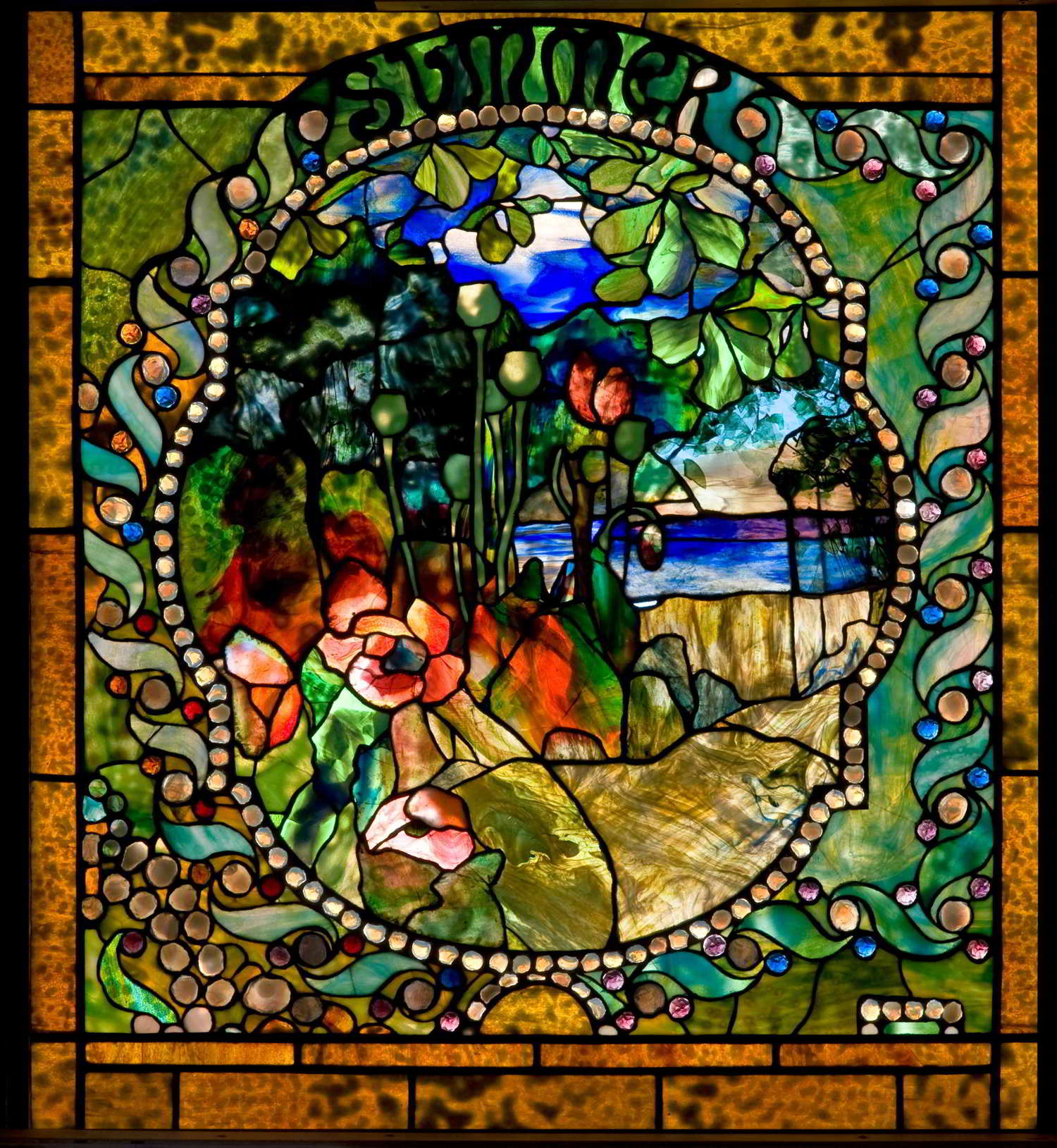 Louis Comfort Tiffany The Morse Museum Orlando Florida