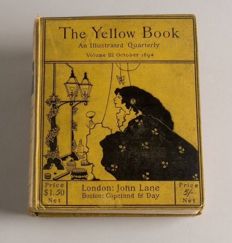 THE YELLOW BOOK: AN ILLUSTRATED QUARTERLY. VOL III
