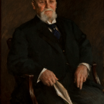 Portrait of Sylvester S. Marvin