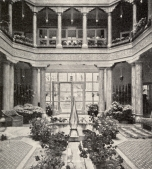 Reception Hall (Fountain Court), Laurelton Hall