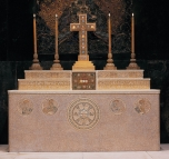 Tiffany Chapel Altar