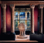 Tiffany Chapel Baptistery