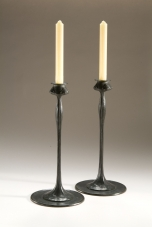 Pair of candelsticks