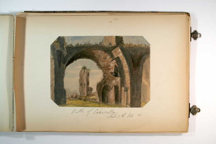 <em>Baths of Caracalla</em>