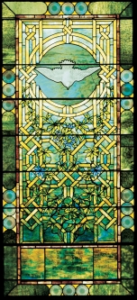 Anne Innes, Anna Innes, Anna B. Innes memorial window