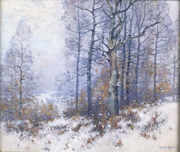 <em>Winter Quiet, No. 9</em>
