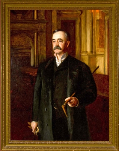 Portrait of Richard Aldrich C. McCurdy